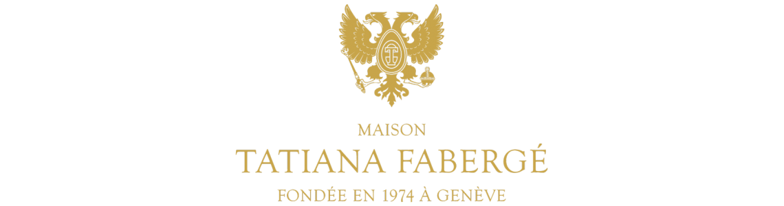 T Faberge logo