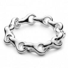 Ole Lynggaard Giga Armband Silver 21cm
