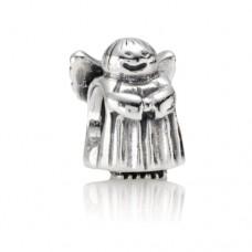 PANDORA Charm Angel Silver